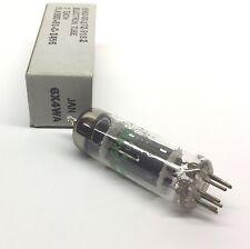 JAN 6X4WA   6202  6X4  EZ90  NOS  GE  USA  Valve Tubes