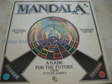 MANDALA GAME - MANDALA - UNIQUE GAME - 100% - UNUSED!! - SKILL & CHANCE - GREAT