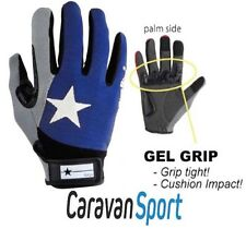 GUANTI FISHING GLOVES WITH 5 FINGER SIZE L BLUE PESCA BLUEBLUE SHORE VERTICAL