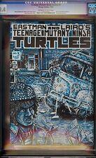Teenage Mutant Ninja Turtles # 3 CGC 9.4 OW/W (Mirage 1984) 3rd appearance TMNT