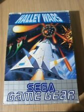 HALLEY WARS SEGA GAME GEAR GAME - REPLACEMENT BOX ONLY. NO GAME!!!