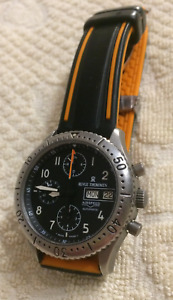Revue Thommen Airspeed ref. 9516002 chronograph Lemania 5100 in good condition