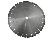 Diamanttrennscheibe 300 350 400 lasergeschweißt in Profi-Qualität