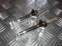 Clignotant Chrome Tiges pour Kawasaki S3 400