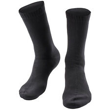 EDZ Motorcycle Waterproof Socks with Thermal Merino Lining Size UK 5-6 BC37330 T