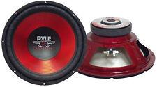 "NEW 10"" Subwoofer Speaker.Car Stereo Audio Sound.ten inch woofer.300w.4ohm..CS.B"