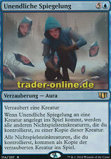 Unendliche Spiegelung (Infinite Reflection) Commander 2014 Magic