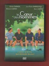 DVD - El Corazón Des Hombres Con Gerard Darmon, J. P. Darroussin (2)