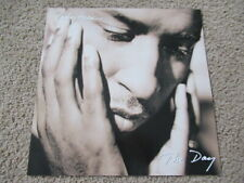 VINTAGE 90s Baby Face Music Poster Flat Promo The Day 1996