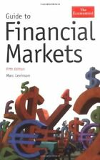 The Economist Guide To Financial Markets By Marc Levinson. 9781846681738