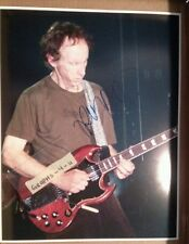 Robby Krieger Signed The Doors Autograph COA 11x14