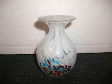 mdina glass vase 350grms