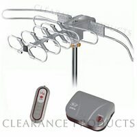 LAVA HD-2805 HD 2805 Indoor Outdoor UHF VHF HD TV HDTV Home Antenna by Lavasat