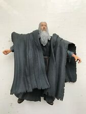 LORD OF THE RINGS GANDALF THE GREY MARVEL ACTION FIGURE SERIES COMPLETE LOTR