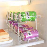 Cans Storage Holders Racks Beverage Soda Coke Beer Can Dispenser Storage Rack yj