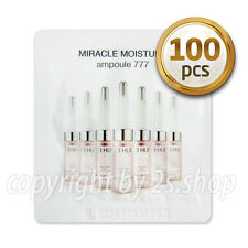 [O Hui] Miracle Moisture Ampoule 777 1ml x 100pcs Ohui