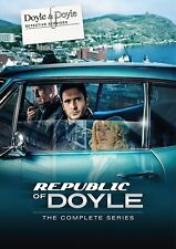 NEW - Republic of Doyle - The Complete Series