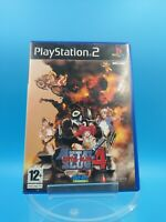 jeu video sony PS2 playstation 2 complet TBE PAL VF metal slug 4