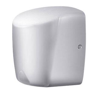 Aquarius Jet Hand Dryer Brushed Satin