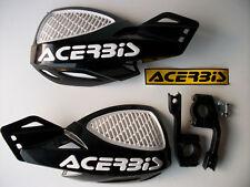Acerbis Black Hand Guard Motocross Enduro CRF KTM DRZ XT KX YZF DTR RM Handguard