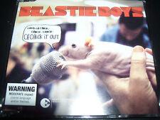 The Beastie Boys Check It Out (Australia) CD Single – Like New