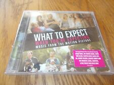 WHAT TO EXPECT WHEN YOU'RE EXPECTING (MOTION PICTURE) CD BRAND NEW SEALED