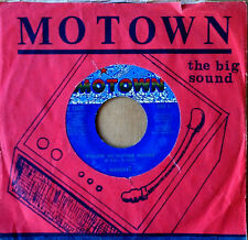 MARBAYA - FOLLOW ME / MOTHER NATURE b/w AND I THOUGHT YOU LOVE ME - MOTOWN 45
