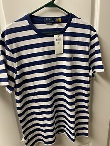 Polo Ralph Lauren Mens Classic Tee Brand New With Tags Size L
