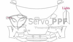 Precut 3M PRO Series Clear Bra Kit for 18+ Audi TT RS (TT-RS TTRS)
