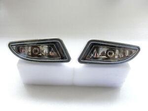 Right + Lift Sides Fog Light Lamps for 2004 2005 2006 Mitsubishi Lancer