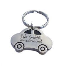 Schlüsselanhänger Auto Autoschlüsselanhänger mit Gravur