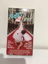 RUE McCLANAHAN    * BABY OF THE BRIDE   *    RARE VHS