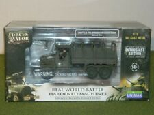 Forces of Valor # 85099 GMC 2.5t Opened CAB Cargo Truck Ardennes 1944 1:72 MIB