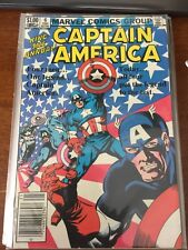Captain America Annual #6 ~ VF/NM ~ 1982 MARVEL COMICS