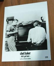 CHET BAKER BRUCE WEBER LET'S GET LOST 1988 VINTAGE PHOTO ORIGINAL  #5