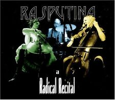 Radical Recital - Rasputina (2005, CD NEUF)