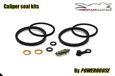 Yamaha SRX 400 front brake caliper seal rebuild repair kit 1987 1988 3HU