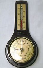 Vintage Weather AIRGUIDE BAROMETER THERMOMETER