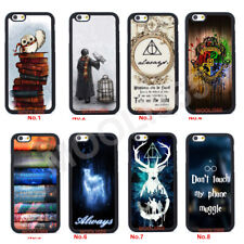 Fashion Harry Potter Silicone Gel Case for iPhone XS MAX XR XS X 7 6 6S 8 Plus