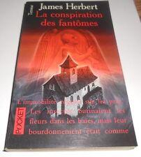 """Livre """"La conspiration des fantomes"""" de James Herbert"""