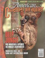 American Cinematographer Magazine 2005 March Deep Jungle PBS Miniseries