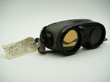 PROTOTYPE AO 1943 VARIABLE AXIS WW2 Goggles Vintage Pilot Aviation PROJECT S-459