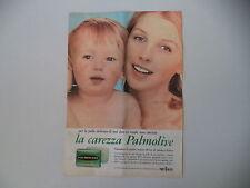 advertising Pubblicità 1965 SAPONE PALMOLIVE