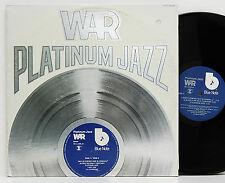 War          Platinum Jazz            Blue Note      DoLP      NM # 50