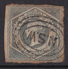 New South Wales^1855 Rarer #27 imperf Victoria Classic @sc701nsw01