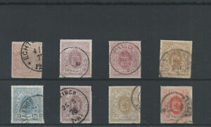Postage Stamps Luxembourg 1859-63  3/11 - MNH** & MH* & Used