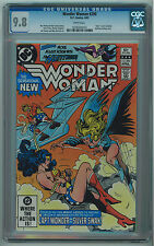 WONDER WOMAN #290 CGC 9.8 2ND BEST CGC COPY WHITE PAGES BRONZE AGE