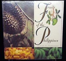 Fruits of the Philippines Paperback 1997 Botany Pomology Filipino