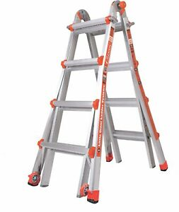 WAREHOUSE SALE! Little Giant Ladder Systems - Classic Ladder Model 17 2.1m/4.5m