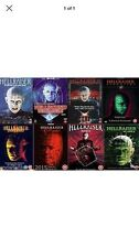 HELLRAISER COMPLETE ALL MOVIE DVD COLLECTION FILM 1 2 3 4 5 6 7 8